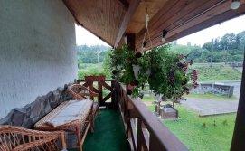 Приватна садиба Діміра - балкон 2+1 кімнати на другому поверсі