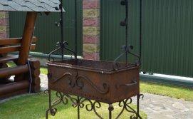 Котедж з басейном - басейн 6х12м