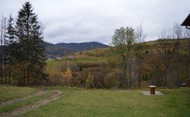 Приватна садиба На гірському схилі - краєвиди з подвір'я