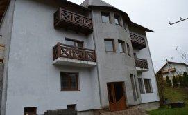 Фасад Бойківський маєток