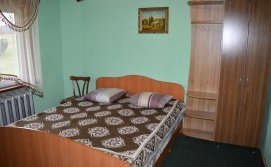 Двомісна кімната на другому поверсі