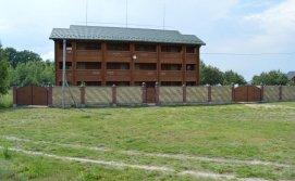 База відпочинку Пулемчанка №1