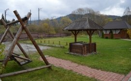 Приватна садиба Діміра - територія