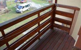 Тримісний номер з спільним санвузлом , та власним балконом