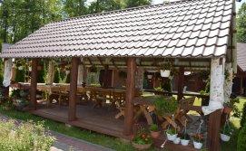 Відпочинковий комплекс Дача №12 - велика спільна альтанка
