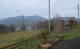 Дитячий майданчик Приватна садиба Гірська вершина