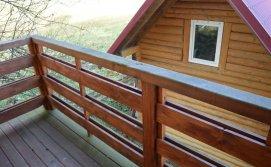 Двомісний номер з власним санвузлом та балконом