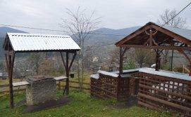 Альтанка і мангал Приватна садиба Гірська вершина
