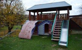 Приватна садиба Славіра - дитячий майданчик
