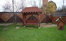 Приватна садиба Славіра - територія