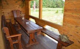 Баня на дровах в Мисливській садибі №11