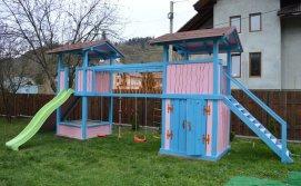 Дитячий майданчик - KATAMAN HOUSE