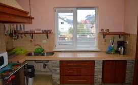 Кухня на першому поверсі - KATAMAN HOUSE