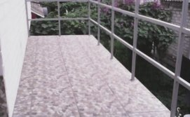 балкон 2 поверх