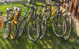 Прокат велосипедів на базі відпочинку 4 сезони