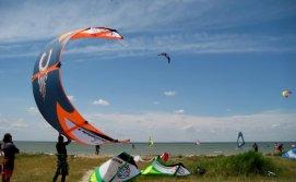 Віндсерфінг в Кирилівці