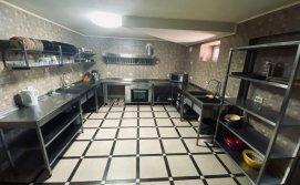 Кухня на базі відпочинку 4 сезони