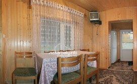 Котеджі Казковий Світязь - вітальня-студія в будинку 1