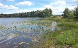 озеро Крымно