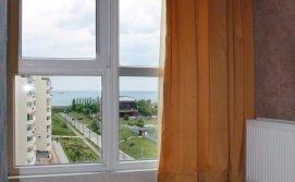 Понорамное окно.
