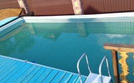 Приватна садиба Славіра - літній басейн