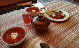 Колиба Забава - комплексний обід