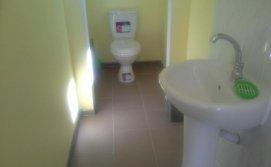 туалет на поверсі