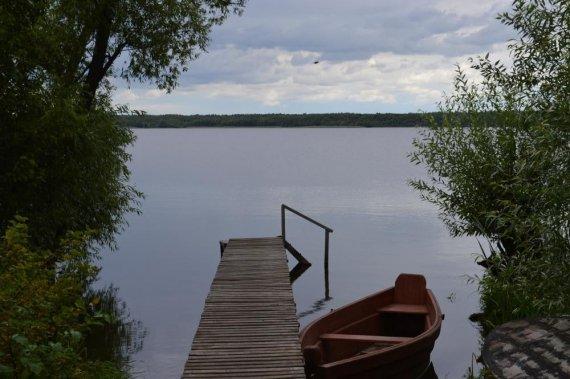 озеро Люцымер