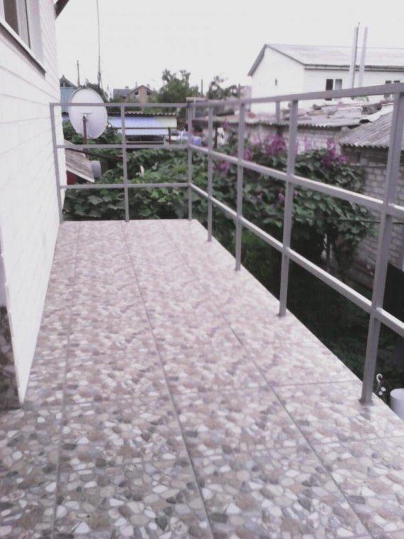 балкон 2 этаж