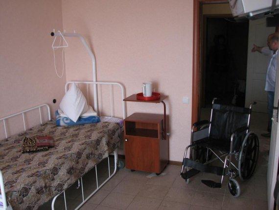 комната для инвалидов