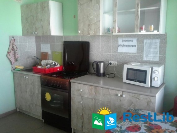 кухня для самостоятельной готовки