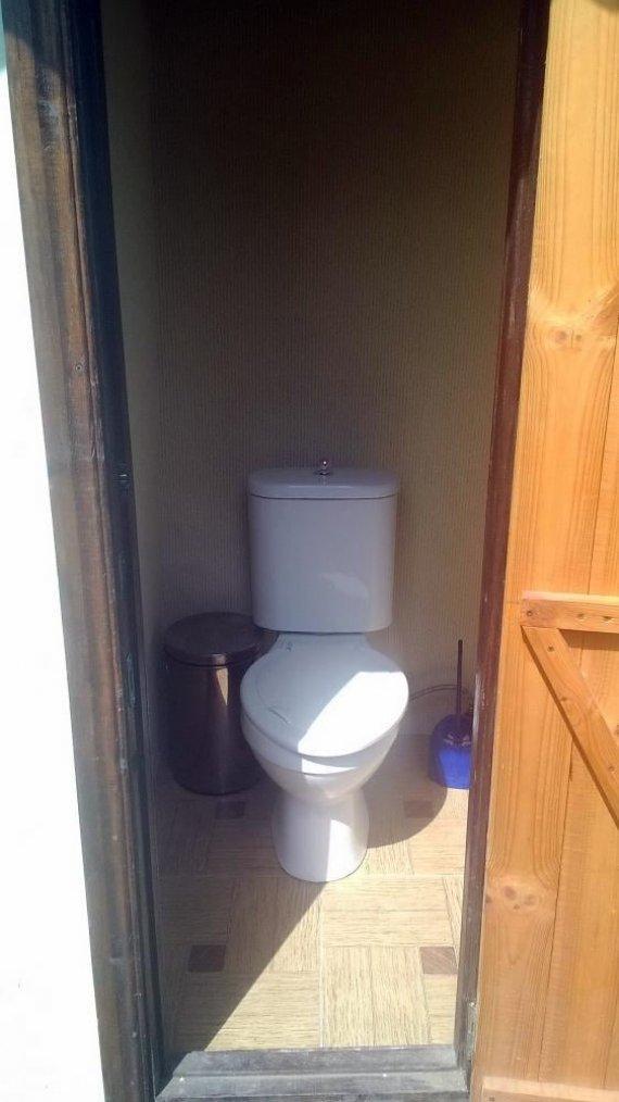 туалет домики