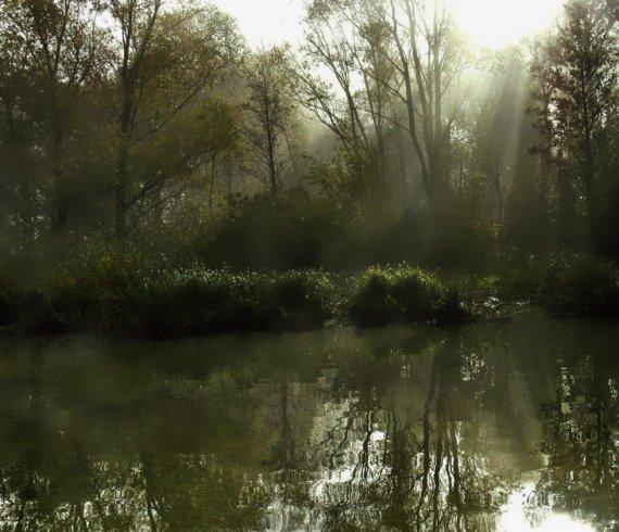 озеро Мошно